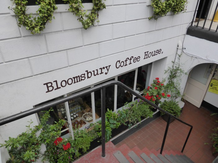 Bloomsbury Coffee House, London
