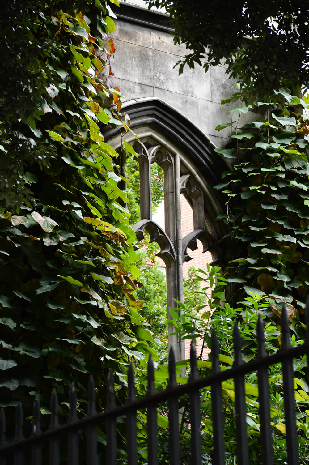 St Dunstan in the East, City of London