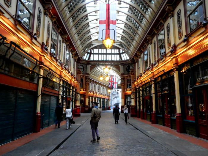 Leadenhall Market, London