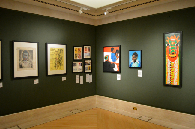 No Colour Bar: Black British Art in Action 1960-1990 exhibition
