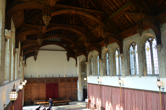 eltham palace great hall