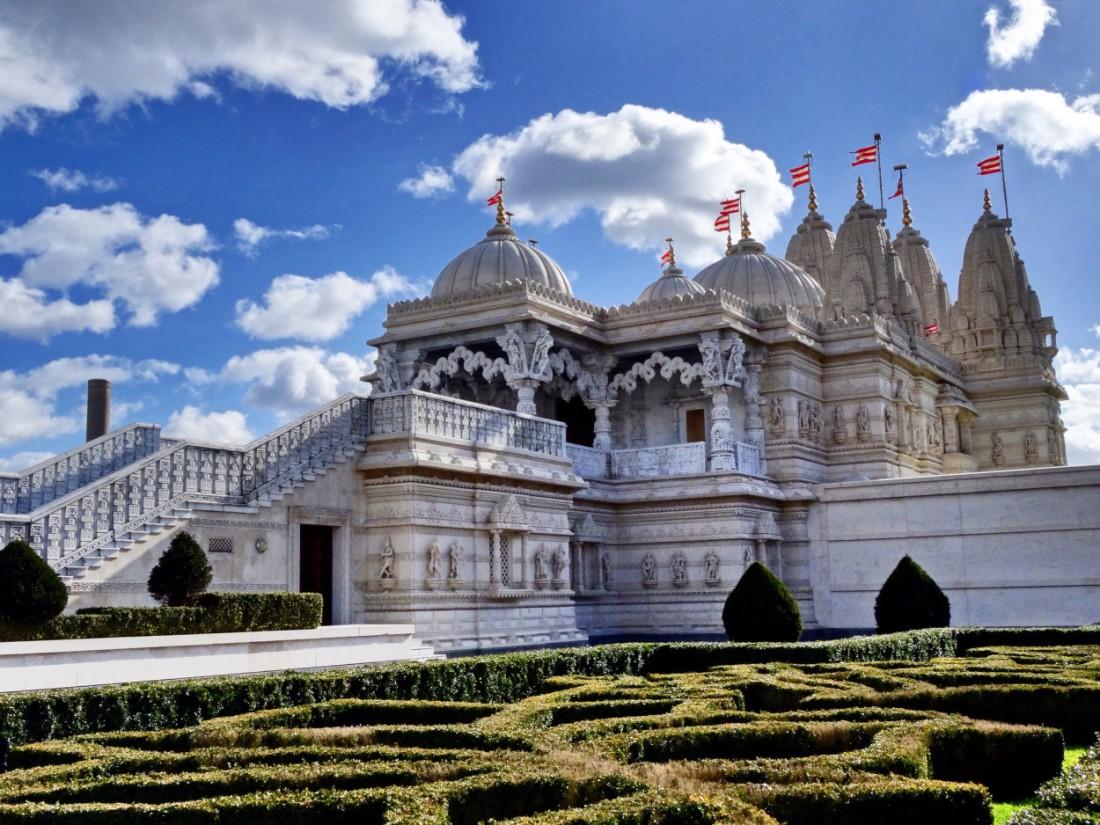 Shri Swaminarayan Mandir, London