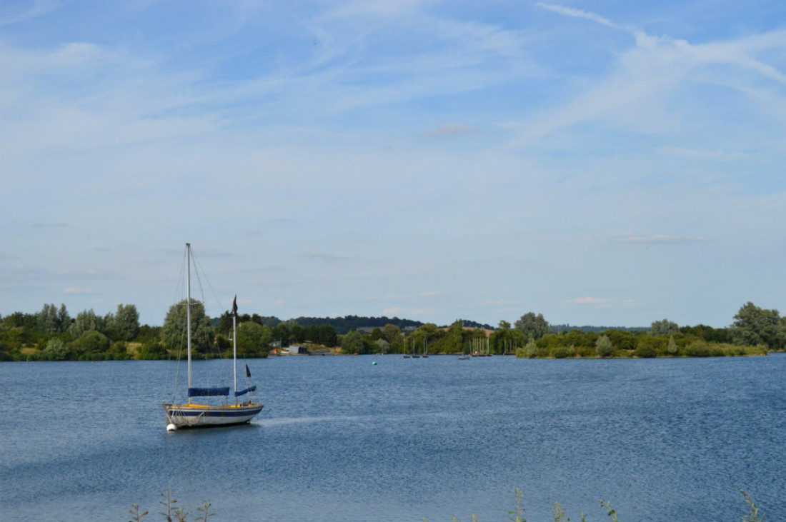 Fairlop Waters, London