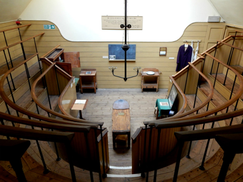 Old Operating Theatre, London Bridge