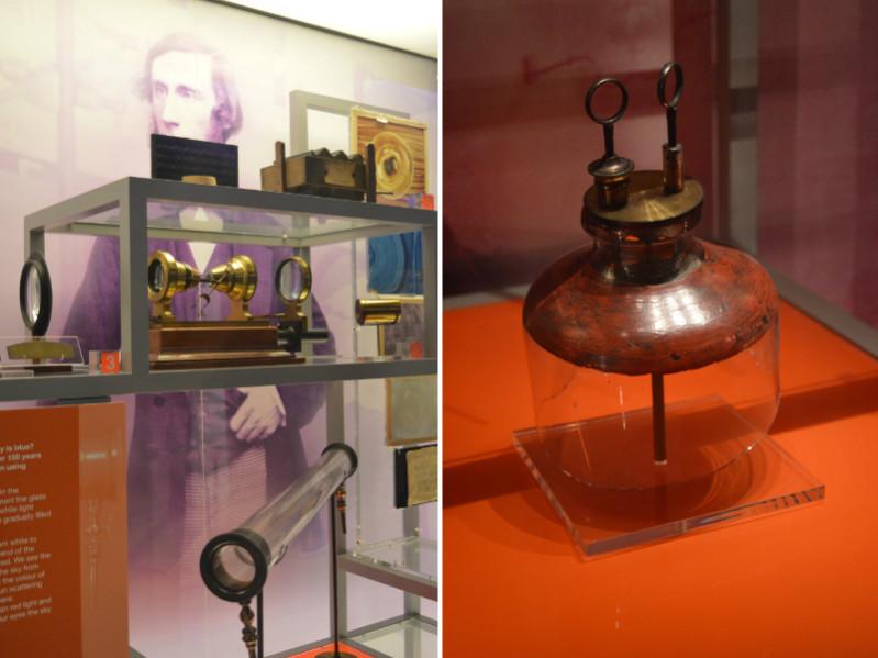 Faraday museum, royal institution, London