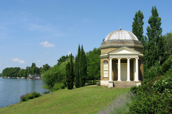 Garrick's Temple to Shakespeare, Bushy Park, London