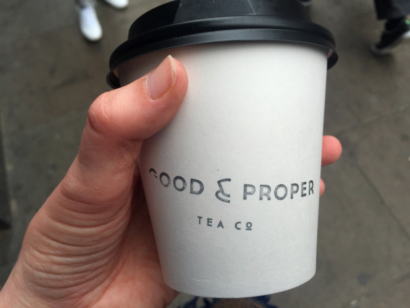 Good and Proper Tea, London