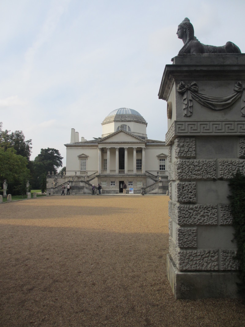 Chiswick House, London