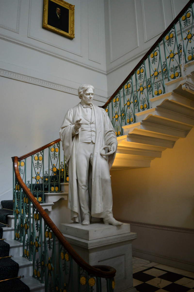 The Faraday Museum, London