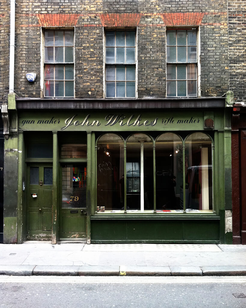 The Rifemaker Gallery, Soho, London