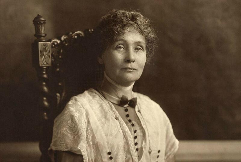 Emmeline Pankhurst (1913)