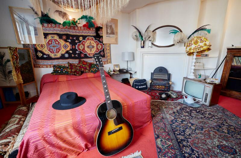 Handel & Hendrix, Soho, London