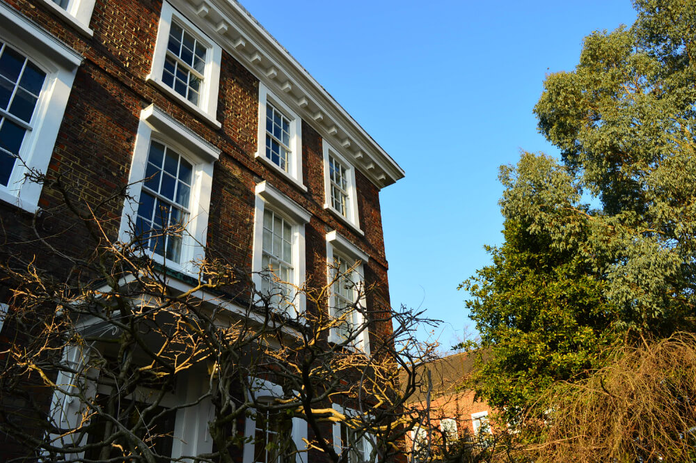 Burgh House, Hampstead, London