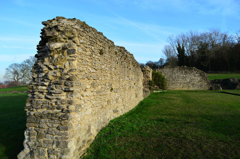 Lesnes Abbey Ruins, Bexley, south London