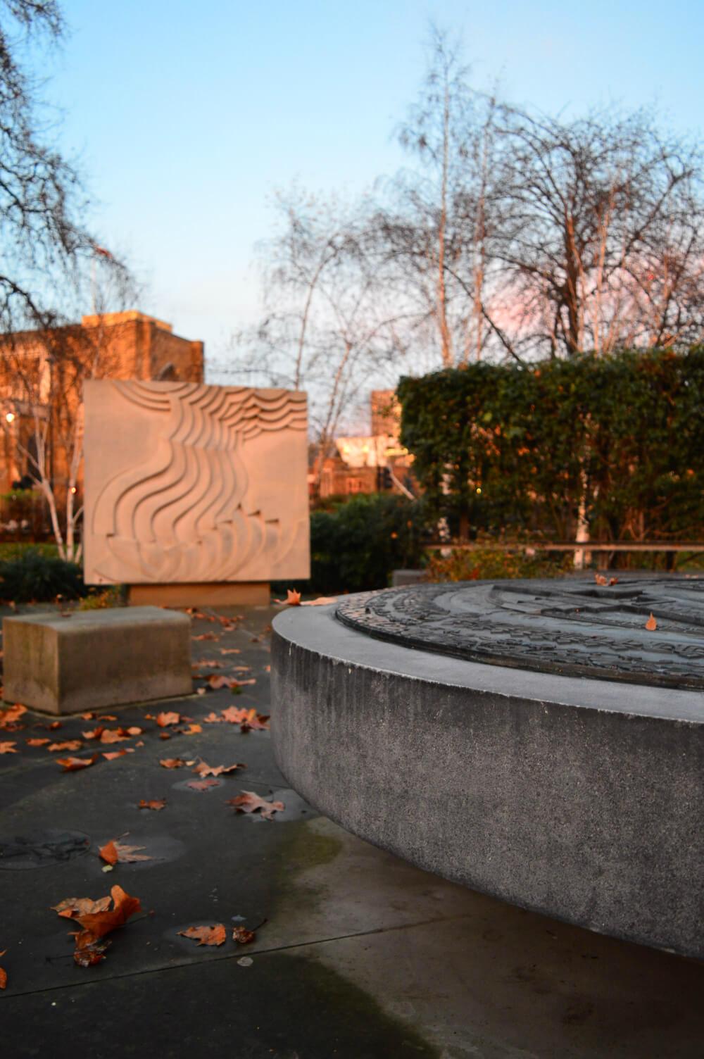 Tibetan Peace Garden, Lambeth, London
