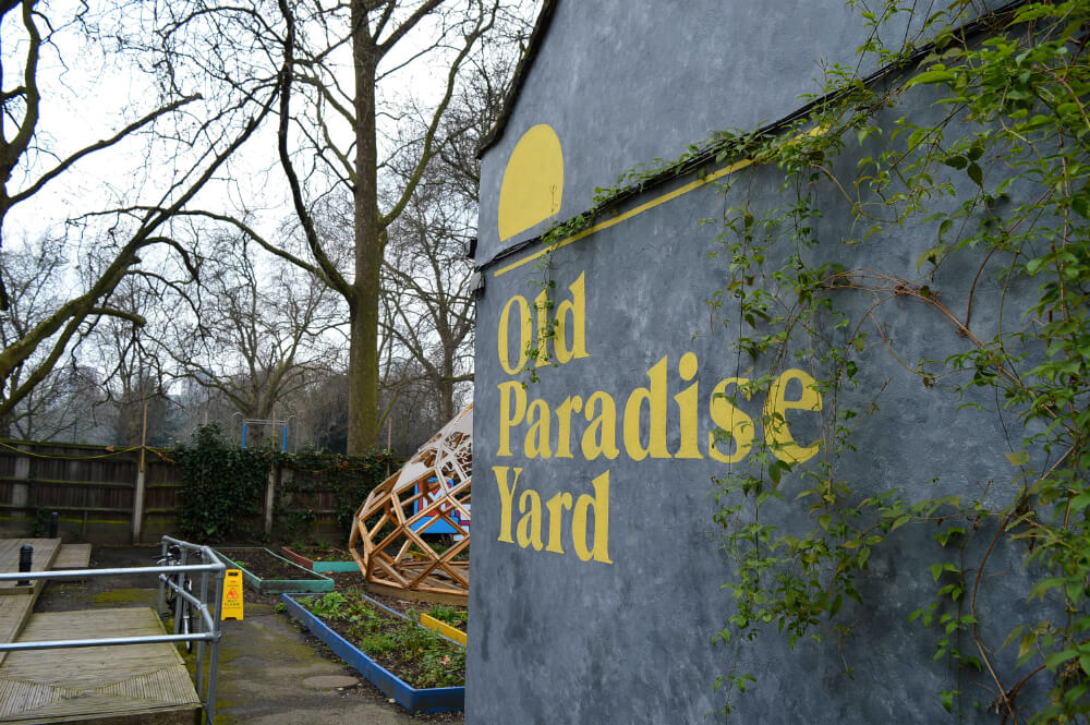 Old Paradise Yard, London