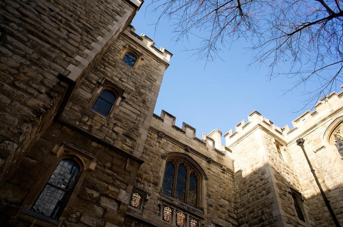 Museum of the Order of St John and St John's Gate, Clerkenwell, London