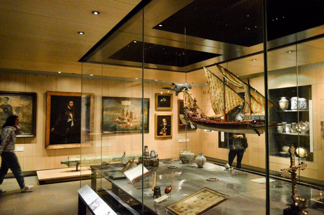 Museum of the Order of St John, Clerkenwell, London