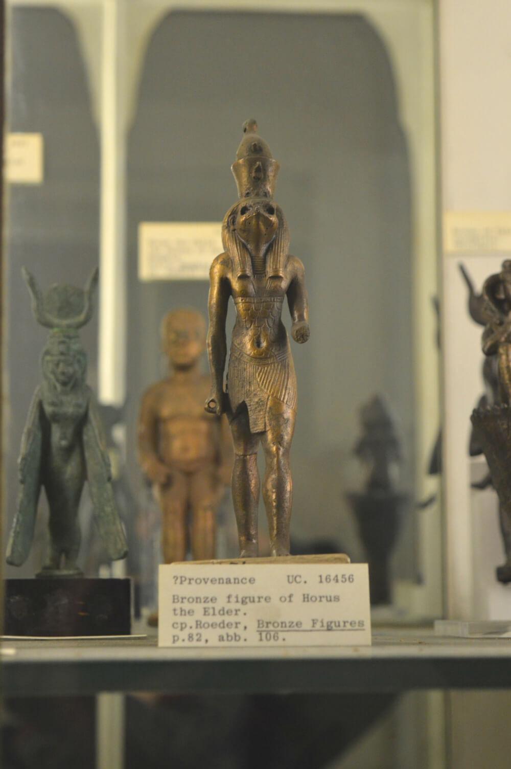 Petrie Museum, UCL, London