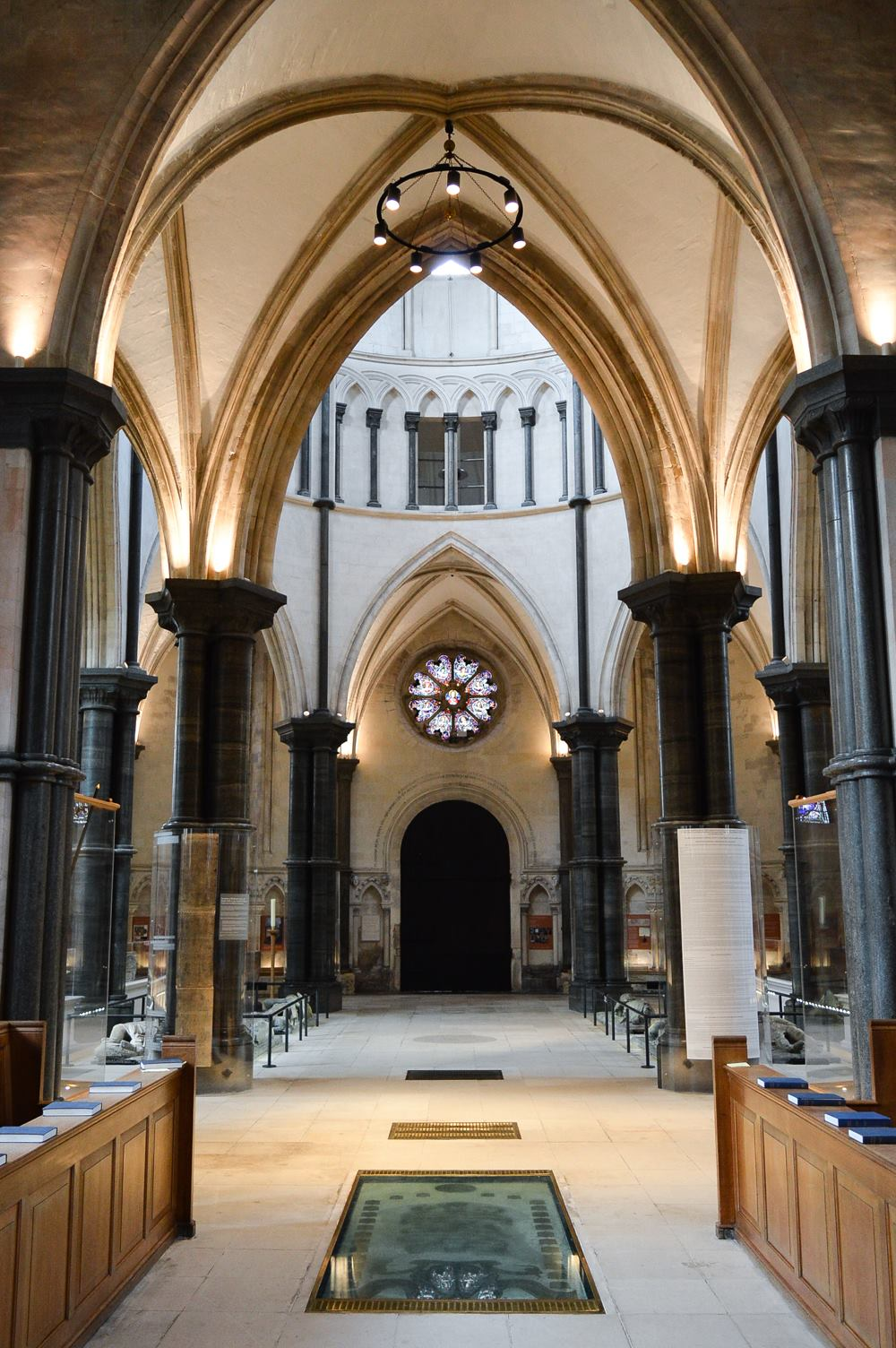 Temple Church, London