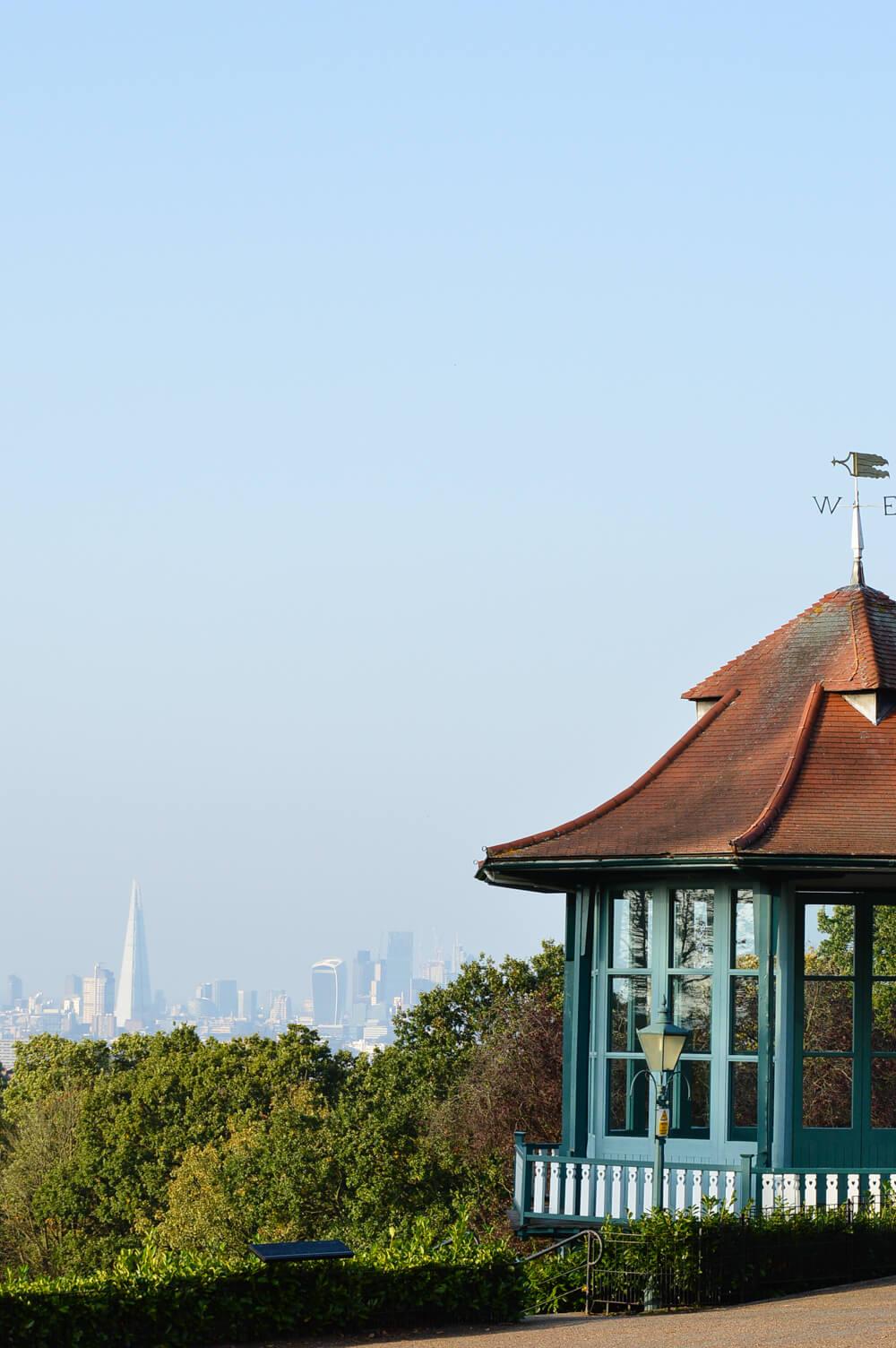 Horniman Museum Gardens, south London